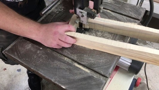 Creating the Cavity