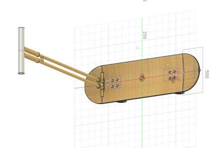 Build Car Pole