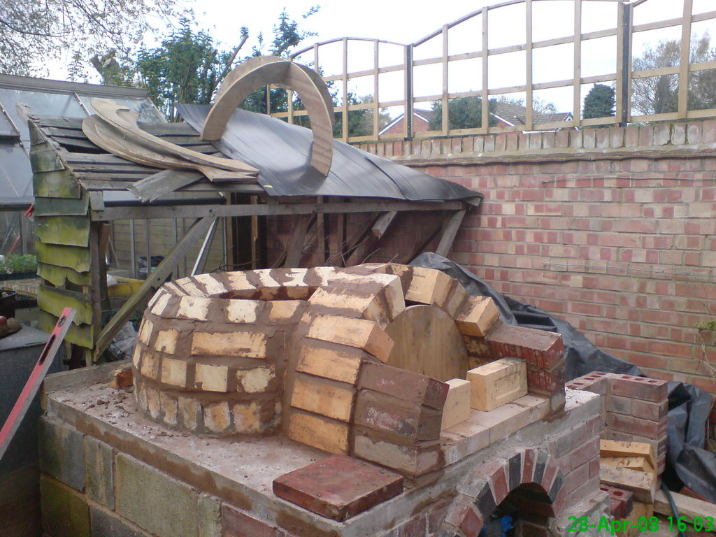 Picture of Brick Pizza Oven