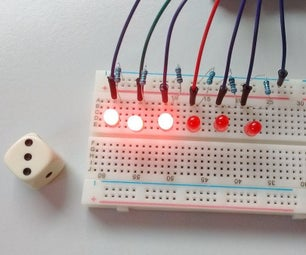 Electronic Dice Using Arduino