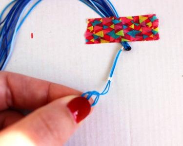 Multi Strand VSCO Girl Friendship Bracelet