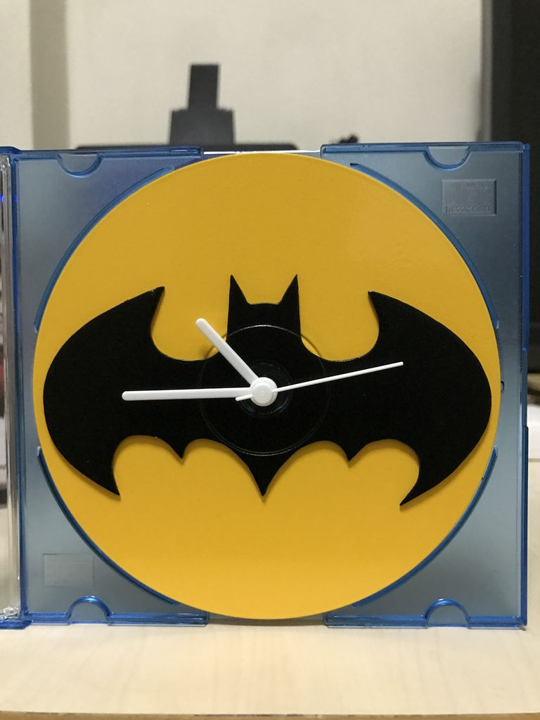 Picture of Another CD Clock Build