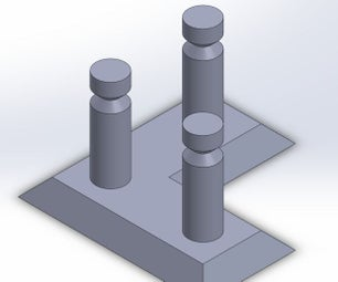 At-Home SolidWorks Activity: Necklace Holder Example