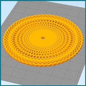 Create 3D Designs for Clock