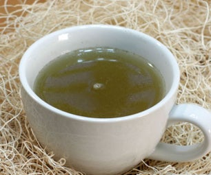 Easy Lemon Honey Tea