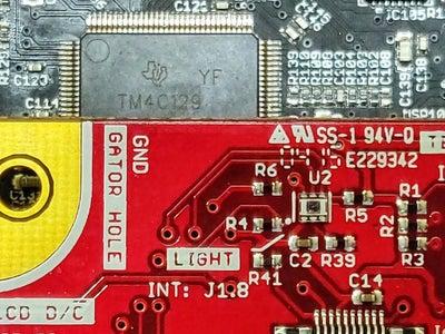 Visualizing Ambient Light Sensor (OPT3001) Data Using Matplotlib + MSP432 LaunchPad