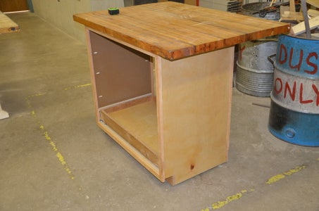Attach the Bench Top and Test