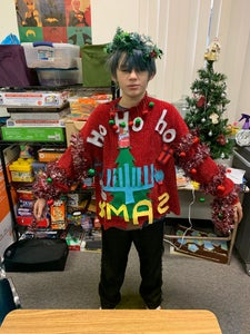 CLAS: Holiday Ugly Sweater