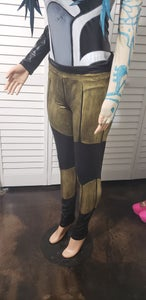 Pants & Belt With Accessories