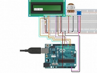 Audio VU Meter Using Arduino