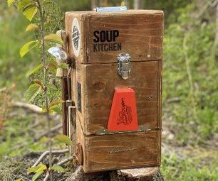便携式汤厨房