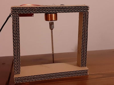 Strong and Stable Magnetic Levitation