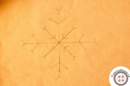 Create the Snow Flake