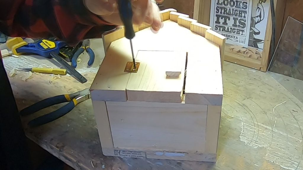 Picture of Attach the Door