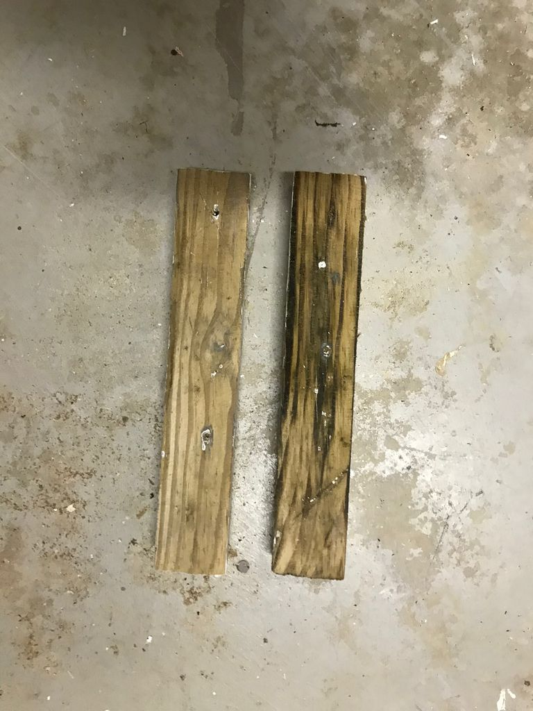 Picture of Cut Pieces of Wood (Frame)
