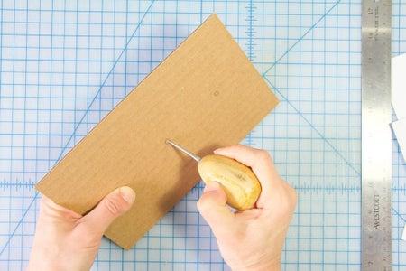 Build the Box: Create the Holes
