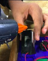 Securing the Battery Pack in the Housing