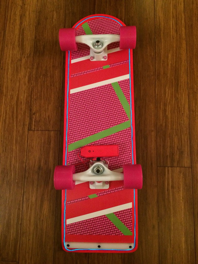 Picture of Back to the Future Hoverboard | Skateboard