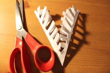 Cutting the Flake