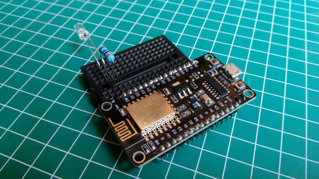 Picture of How to Make WiFi Switch Using ESP8266