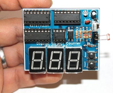 Test the Counter Module