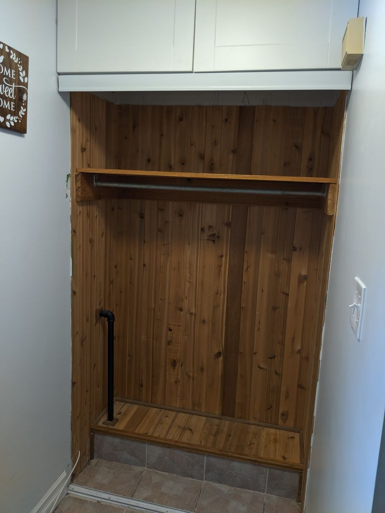 Picture of Remove Old Closet