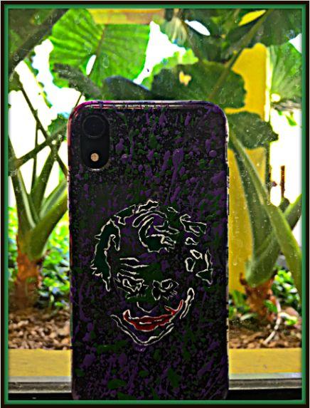 Picture of Custom Joker IPhone Case