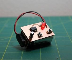 555 Timer - LED Blinkie