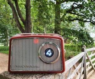 1964 Dansette Pi Internet Radio