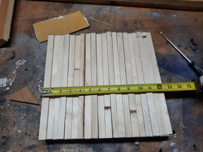 Step 3: Shaping the Table
