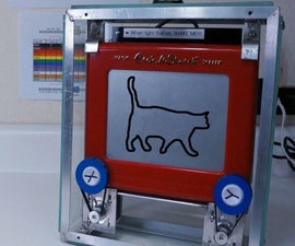 CNC Etch a Sketch (and Video Player)