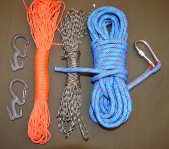 Ropes and Tarps