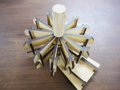 Step 10: Assemble Parts / Wheel (3) & Test (2)