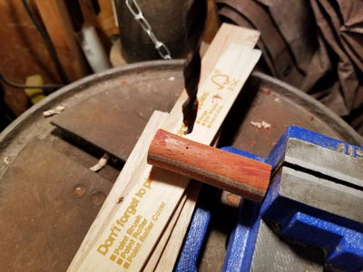 Turn Wood Blank