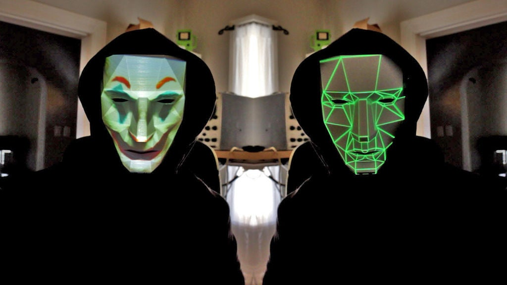 Picture of Face Changing Projection Mask - Be Anything