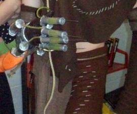 Batman: Arkham Asylum Scarecrow Halloween Costume