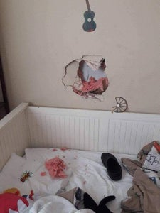 Assess the Damage, Measure and Wall Prep