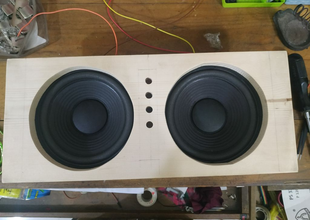 Picture of Placing the Speakers