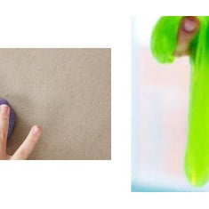 How to Make Slime With Glue and Salt