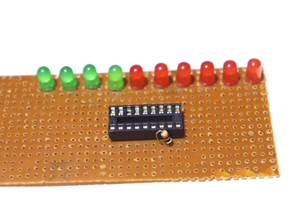 Picture of Connect 1K Resistor