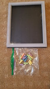 Chalk and Peg Template