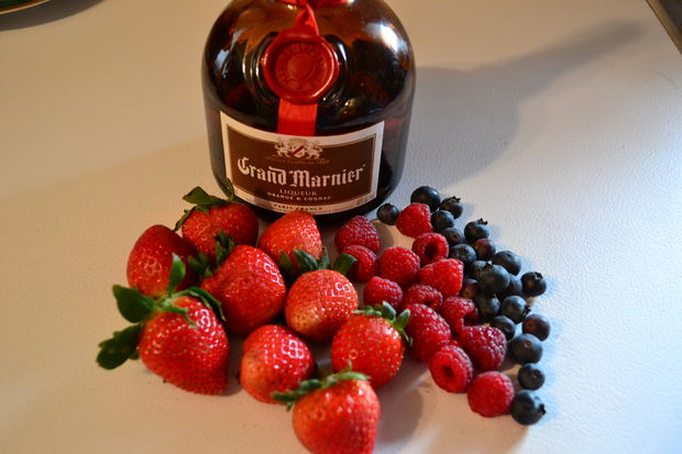 Picture of Berries and Grand Marnier