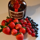 Berries and Grand Marnier
