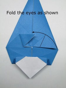 Folding the Eyes