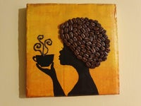 Coffee Bean Wall Art