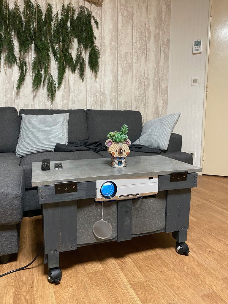 Picture of All-in-One Home Cinema Coffee Table
