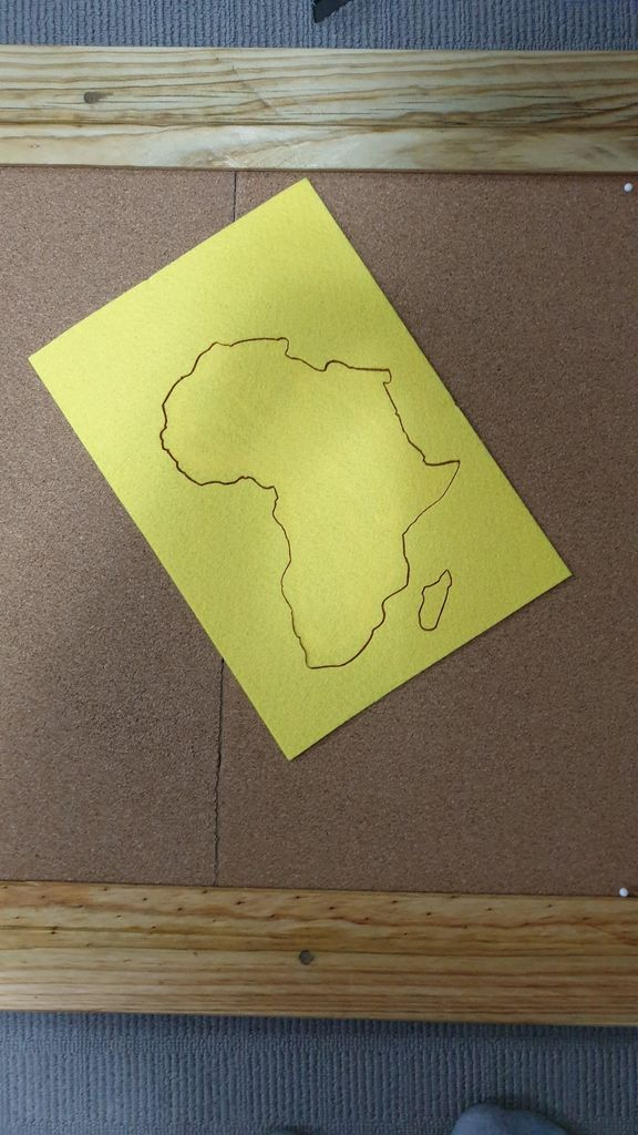 Picture of Land Masses