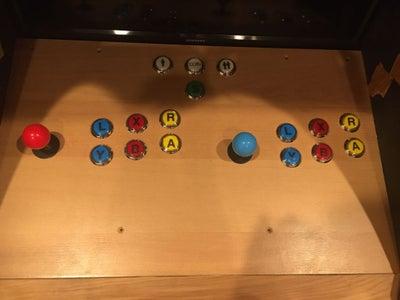 The Arcade Button Board