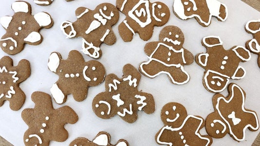 OLD FASHIONED GINGERBREAD COOKIES Recipe