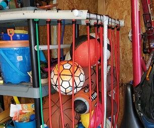 节省空间的球形存储器